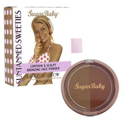 Sugar Baby Good to Glow Contour and Sculpt Bronzing Face Powder 16g