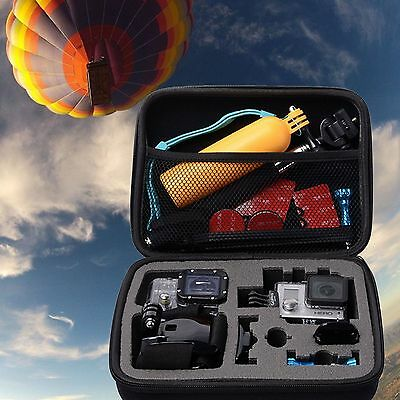 Carry Travel Storage Protective Bag Case For GoPro Hero 1 2 3 3+ 4 SJ4000 M size