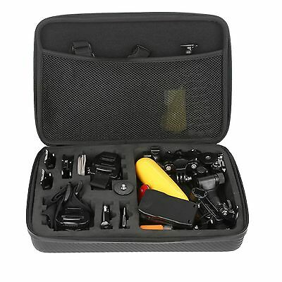 Carry Travel Storage Protective Bag Case For GoPro Hero 1 2 3 3+ 4 SJ4000 L size