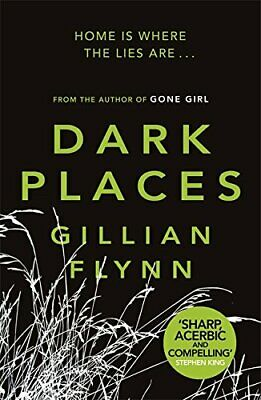 Dark Places by Flynn, Gillian Paperback Book The Cheap Fast Free Post