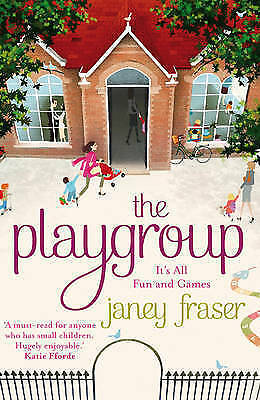 The Playgroup by Janey Fraser (Paperback) NEW BOOK
