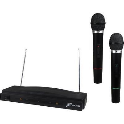 Zebra GW3002 Professional Wireless Dual Microphone System