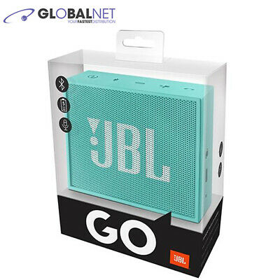 JBL GO Speaker Sistema audio portatile wireless Bluetooth Teal