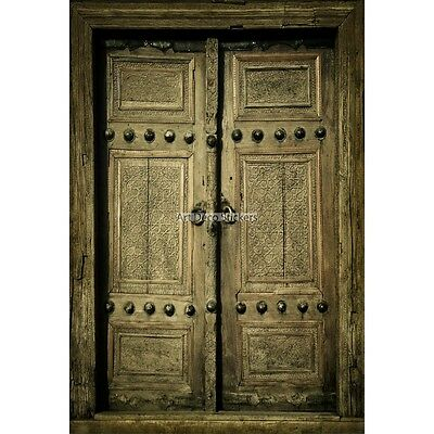 Stickers wall deco: Door antique 1706