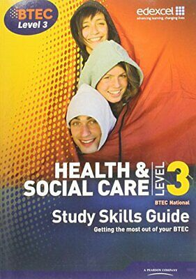 BTEC Level 3 National Health and Social Care Study Guide by Asbridge, Ms Laura