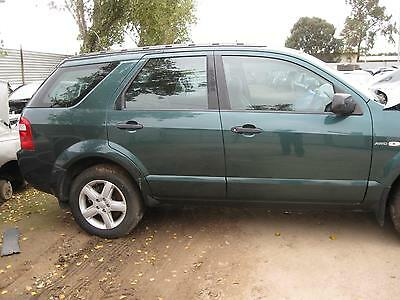 2006 FORD SY TERRITORY 4.0LTR PETROL ENGINE WITH 128xxxKM'S