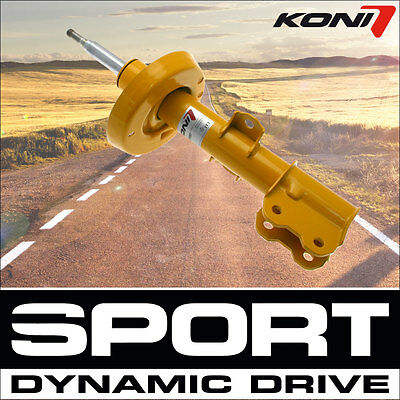 KONI Shock Absorber Sport Front Axle front 2x (19124)