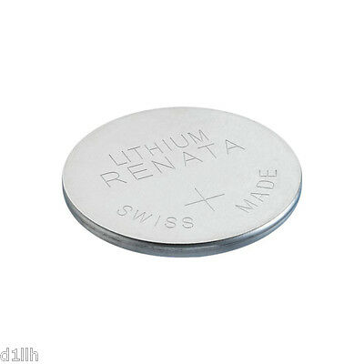 Renata CR1025 Swiss Made 3V Lithium Coin Cell Battery