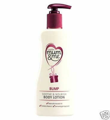 Mum and Me Bump Soothing Body Lotion 300ml