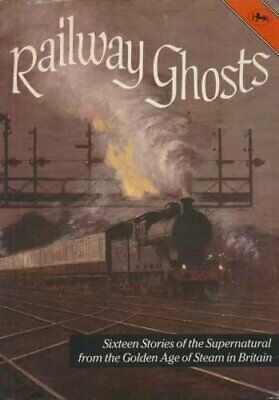 Railway Ghosts by Brooks, J.A. Paperback Book The Cheap Fast Free Post