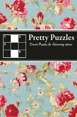 Pretty Puzzles: Travel Puzzles for Discerning Solvers by carlton books Book The