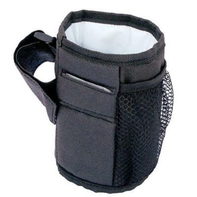 Newarrival Baby Stroller Cup Drink Pocket Bag Phone Holder Pram Straw Organizer