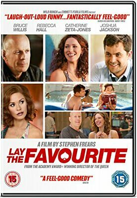 Lay the Favourite [DVD] - DVD  SSVG The Cheap Fast Free Post