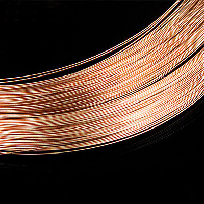 1 Meter Pure Copper Wire Round Solid Uncoated Diameter 2.5/2/1.5/1/0.8/0.5mm