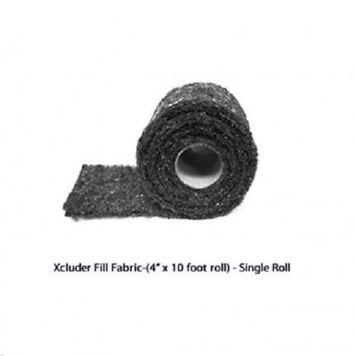 """Xcluder Pest Exclusion Mesh (2) - 4"""" x 10"""" Rolls 162707"""