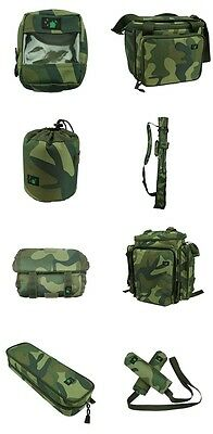 Brand New Thinking Anglers Camo Luggage - Complete Range