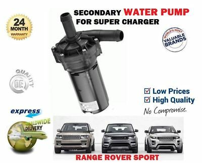 For Range Rover Sport Ls Lw 3.0 4.2 5.0 Ls320 Super Charger Electric Water Pump