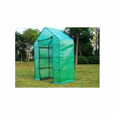 Outsunny Outsunny 4.67 Ft. W x 2.5 Ft. D Greenhouse