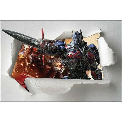 Kinder Stickers Papier zerrissen Transformers ref 7659