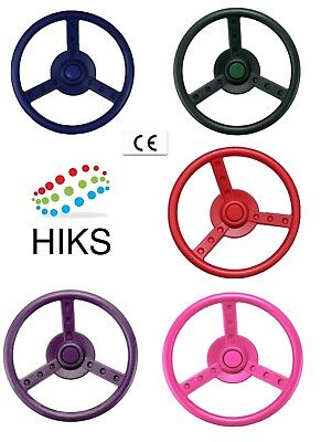 Toy Steering Wheel for Kids Climbing Frames Play and Tree Houses