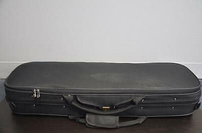Oblong Foam Violin Case 1/2