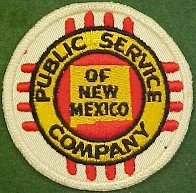Public Service of New Mexico Company Patch