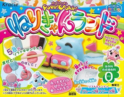 Knead Candy Popin' Cookin NERICAN LAND Kracie Japan Kids Educational Candy Toy