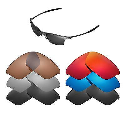 60592a10a7 Walleva Replacement Lenses for Oakley Razrwire Sunglasses - Multiple Options