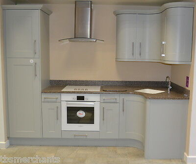 New Ex-Display Kitchen with built in oven included
