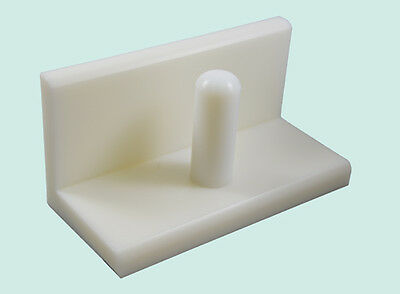 Plastic Jogger Block 4 inch High x 10 inch Bindery Supplies Paper Cutters