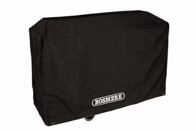 High Quality Genuine Bosmere D720 STORM BLACK Super Grill BBQ Cover