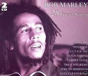 Bob Marley : 28 Great Songs CD