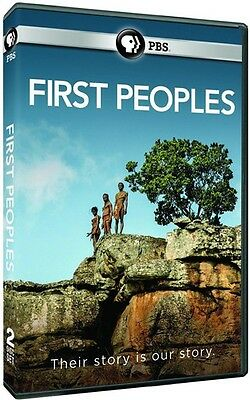First Peoples - 2 DISC SET (2015, DVD New)