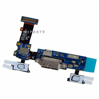 Charging Port Dock USB Connector Flex Cable for Samsung Galaxy S5 G900V