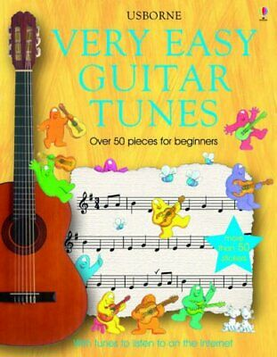Very Easy Guitar Tunes by Marks, Anthony Paperback Book The Cheap Fast Free Post