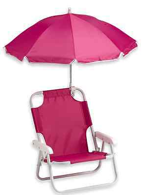 Fine Camp Kids Baby Beach Chair Umbrella Outdoor Patio Folding Uwap Interior Chair Design Uwaporg