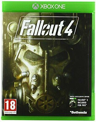 Fallout 4 (Xbox One) - Game  MQVG The Cheap Fast Free Post
