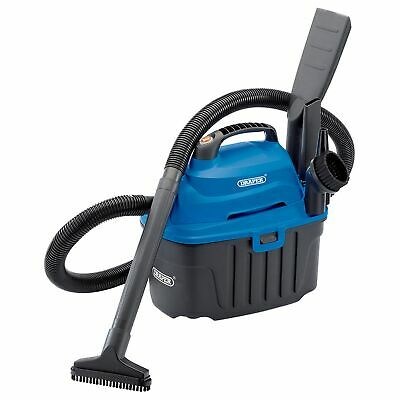 Draper Car Care 10L 1000W (1kW) 230V Wet And Dry Vacuum Cleaner - 06489
