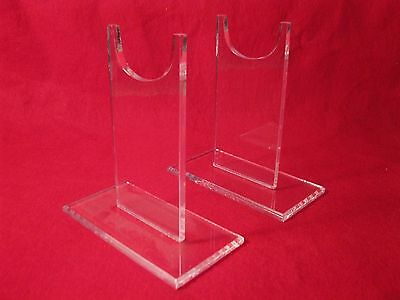 "Premium Grade Acrylic 7"" Firearms Rifle Musket Shotgun Longarm Display stand"