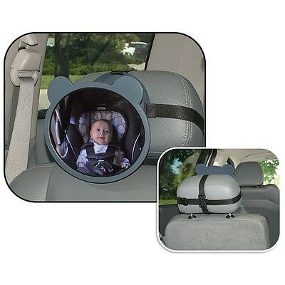 Eyes on Baby (Driver's Baby Mirror)-Jolly Jumper