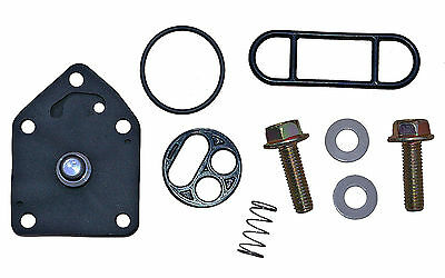 Kawasaki ZR750 Zephyr fuel, petrol tap repair kit (91-94)