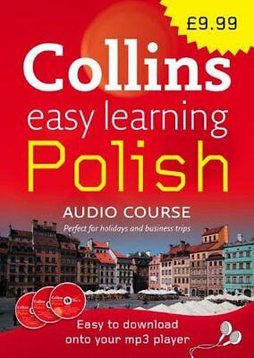 Various Artists : Polish (Collins Easy Learning Audio Cour CD
