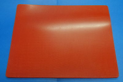 silicone rubber -  300mm x 214mm x 3mm A4 SIZE HEAT RESISTANT FREE POST