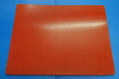 silicone rubber -  300mm x 240mm x 6mm sheet SIZE A4 HEAT RESISTANT FREE POST