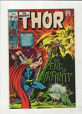 The Mighty Thor #188  VFN