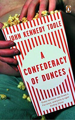 A Confederacy of Dunces (Penguin Red Classics) by Toole, John Kennedy Paperback