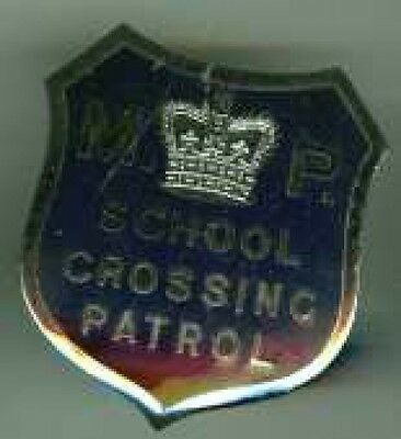 Polizei Grossbritanien:MP School Crossing Patrol
