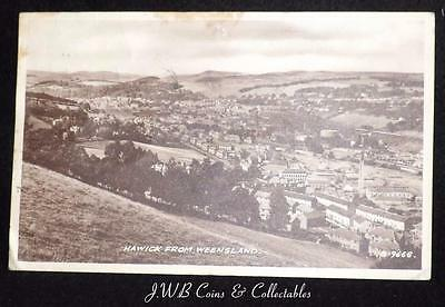 Old Postcard of Hawick From Weensland