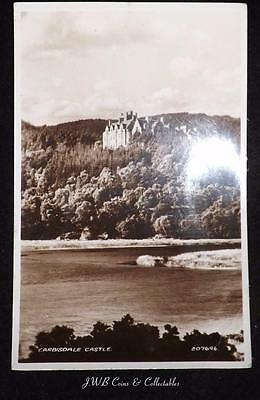 Old Postcard of Carbisdale Castle