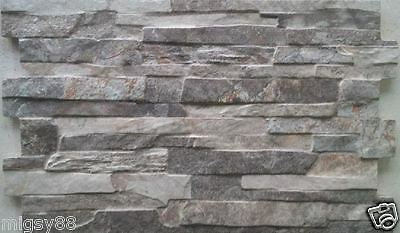 """Wall Cladding -- """"Spring"""" Stackstone (509x307mm Pieces) Sells per Square Metre"""